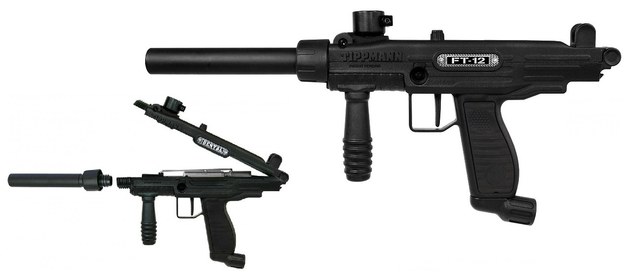 Маркер для пейнтбола Tippmann FT-12