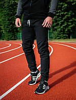 Pobedov Black Cotton Pants