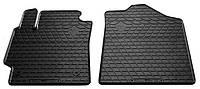 Резиновые передние коврики для Toyota Camry XV40 2006-2011 (STINGRAY)