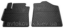 Резиновые передние коврики в салон Toyota Camry XV40 2006-2011 (STINGRAY)