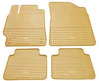 Резиновые коврики для Toyota Camry XV40 2006-2011 (STINGRAY)