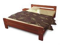 Кровать деревянная современная Тема 1 ТеМП 80×190