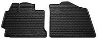 Резиновые передние коврики для Toyota Camry XV50 2011- (STINGRAY)