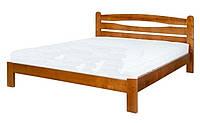 Кровать деревянная без изножья Каприз-2 ТеМП 80×190