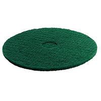 Набор из 5 зеленых падов (432 мм) Karcher