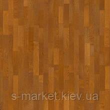 Паркетная доска Grabo/Prima Floor Дуб Медовый 3х полосный