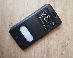 Чехол-книжка Nilkin для телефона Huawei P8 Lite (черный)
