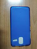 Чехол накладка Lenovo S580 бампер панель на заднюю крышку, фото 5