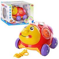 Музыкальная развивающая игрушка Чудо жук 7573