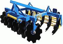 Агрегат почвообрабатывающий навесной АГД-2,1. Глубина обработки от4 до 15 см