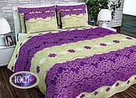 """Комплект постельного белья """"Люкс"""" 70% хлопок 30% полиэстер (Полуторный, двойной, евро)"""