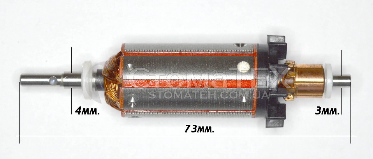 Ротор, якорь для микромотора Strong 108E