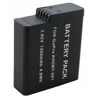 Аккумулятор к фото/видео EXTRADIGITAL GoPro HERO 5, 1260 mAh (BDG2693)