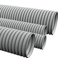 Гофрированная труба ПВХ d25, с протяжкой (тяжелой серии)