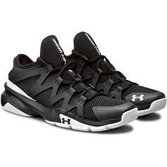 Мужские кроссовки  Under Armour Charged Phenom 2 черно-белые