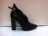 Туфли женские осень весна качественные код 603