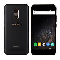 """Смартфон ZTE Nubia N1 Lite 2/16Gb, Black, 4 ядра, 8/5Мп, 5.5"""" IPS, 4G, 3000 мАч"""