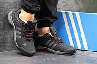 Мужские кроссовки Adidas Climaproof черные 3042