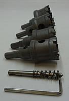 Коронка Универсальная по металлу 42 MM с победитовыми напайкой