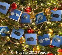 Компания Инноватик Системс поздравляет всех с наступающим Новым годом!