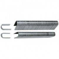 Скобы, 12 мм, для кабеля, закаленные, для степлера 40905, тип 28, 1000 шт// MTX MASTER