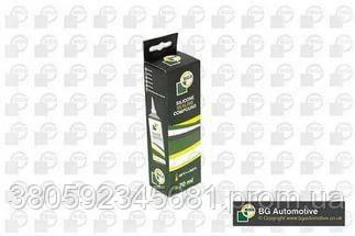Герметик Bgsilc (-50C +300C)  70 ml. (чорний)