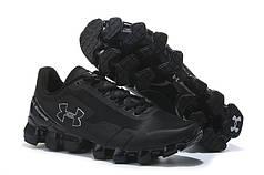 Чоловічі кросівки Under Armour UA Scorpio чорно-сірі
