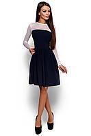 Платье с длинным рукавом Аризона