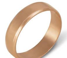 Обручальное кольцо. европейская модель