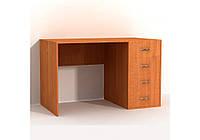 Стол офисный СО 1210 Яблоня Локарно (Luxe Studio TM)
