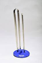Фланець-колба (Трубки НЕРЖАВІЙКА) під сухі тени для бойлерів Electrolux, Termal, Fagor Україна -L=450мм