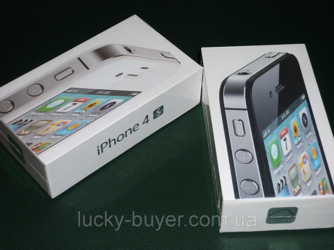 Original Apple iPhone 4S 8Gb Neverlock