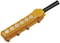 Пульт управления ПКТ-61 на 2 кнопки IP 54 ИЭК