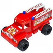 Машина «Буран» маленькая пожарка 651636