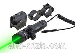 Лазерний целеуказатель JG1-3G (зел промінь)+подарунок або безкоштовна доставка!