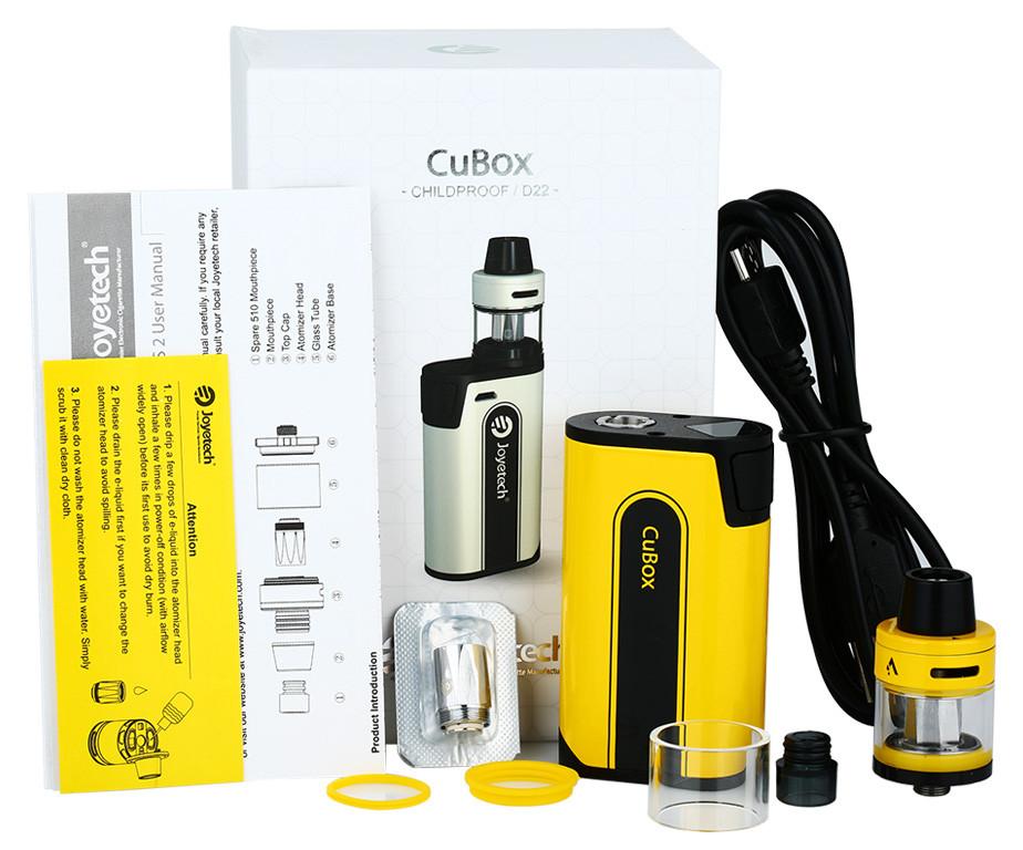 CuBox with CUBIS 2 Kit