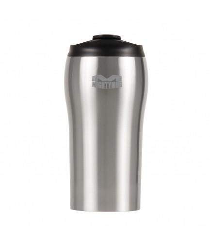 Не падающая чашка-термос Mighty Mug Solo SS Silver