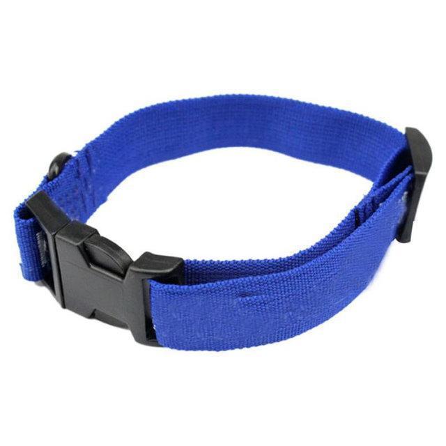 Синий ошейник для собак и кошек от блох и клещей
