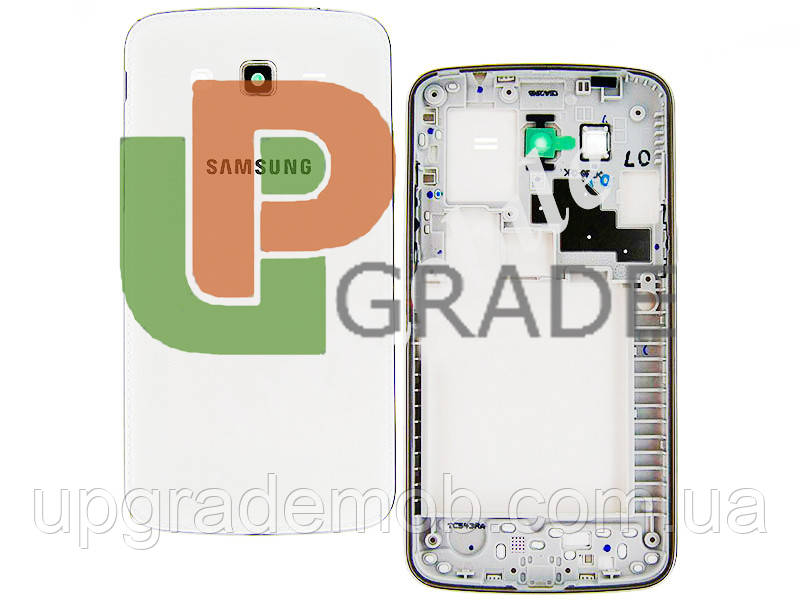 Корпус Samsung G7102 Galaxy Grand 2 Dual Sim, белый, оригинал