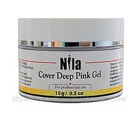 Гель розовый NILA (15мл)