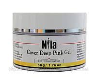 Гель розовый NILA (50мл)