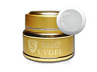 Гель Salon Professional Premium Clear Builder Gel (15мл) - однофазный