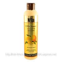 NILA Жидкость для снятия типс апельсин (250мл)