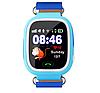 ДЕТСКИЕ ЧАСЫ С GPS ТРЕКЕРОМ BSW Q-100 Blue