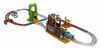 Моторизованный игровой набор Mattel Спасение со свалки Томас и друзья (FBK08)