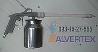 Трибостатический пистолет -  распылитель порошковых красок (трибостатик, трибо-распылитель)