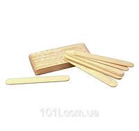 Шпатель для воска деревянный 100 шт