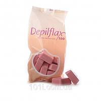 Горячий Воск Depilflax Роза 1кг