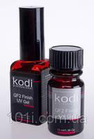 Верхнее финишное гелевое покрытие 12 ml Kodi Professional UV Gel Qf 2