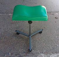 Подставка для педикюра - зеленая